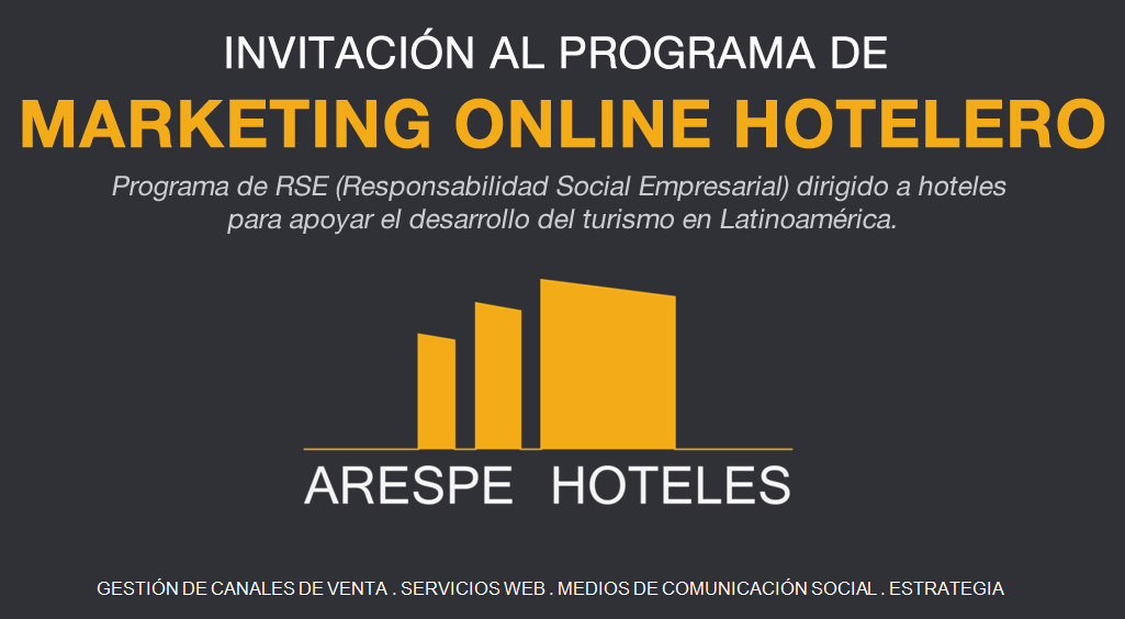 Programa de Marketing Online Hotelero